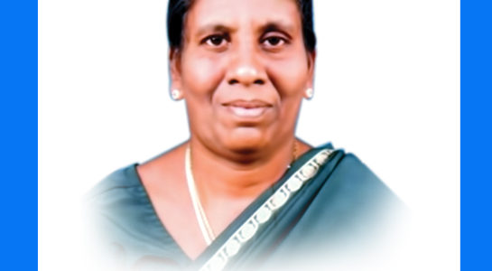 Bakkiyam Thangaraj <br>(Correspondent of Angels Baby Land)