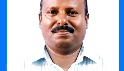 Mr. M. Jesuraja<br>(Correspondent of Santhosh School)